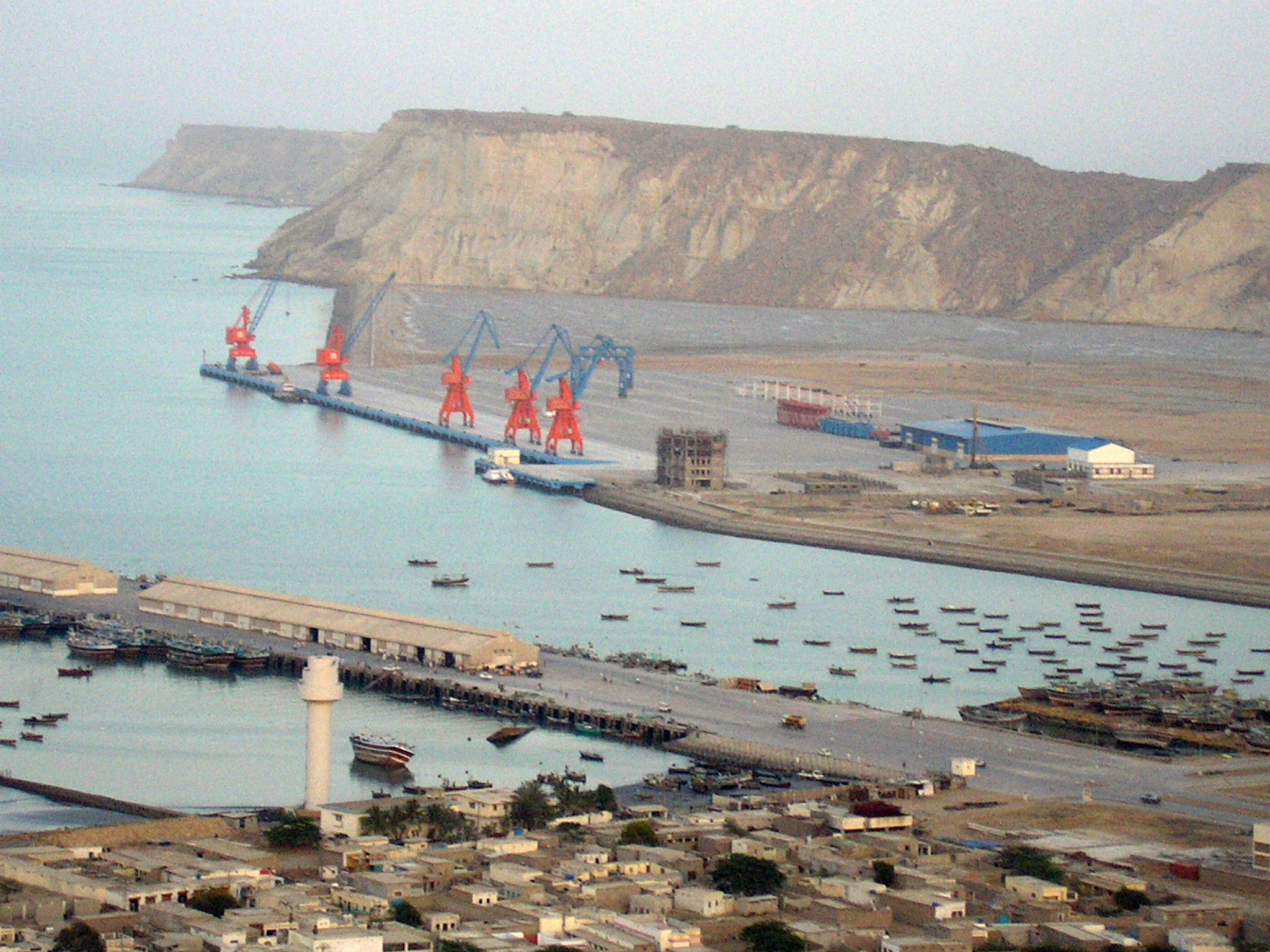Gwadar Commercial Zones