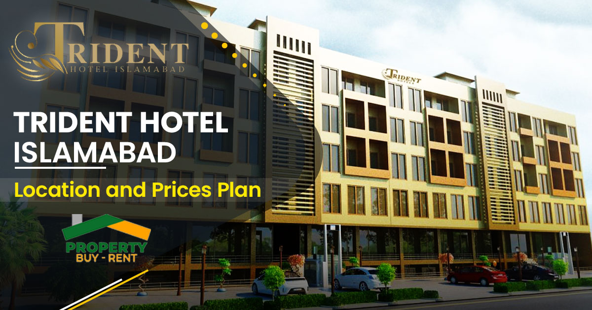 Trident Hotel Islamabad - Location and Prices Plan