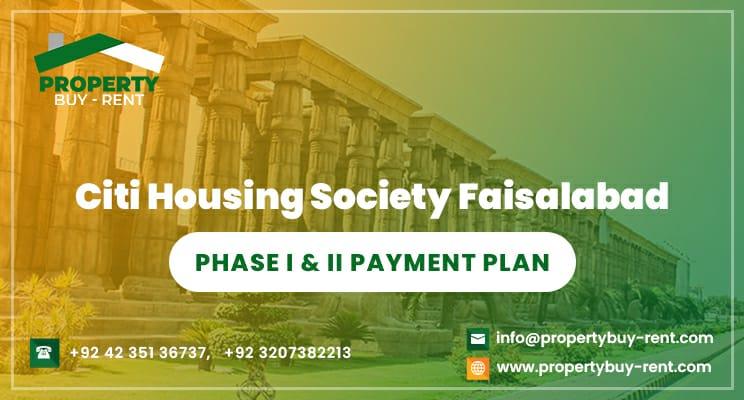 Citi Housing Society Faisalabad Property Buy Rent