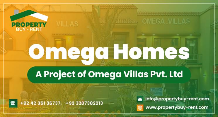 Omega Homes-A Project of Omega Villas Pvt. Ltd Property Buy Rent