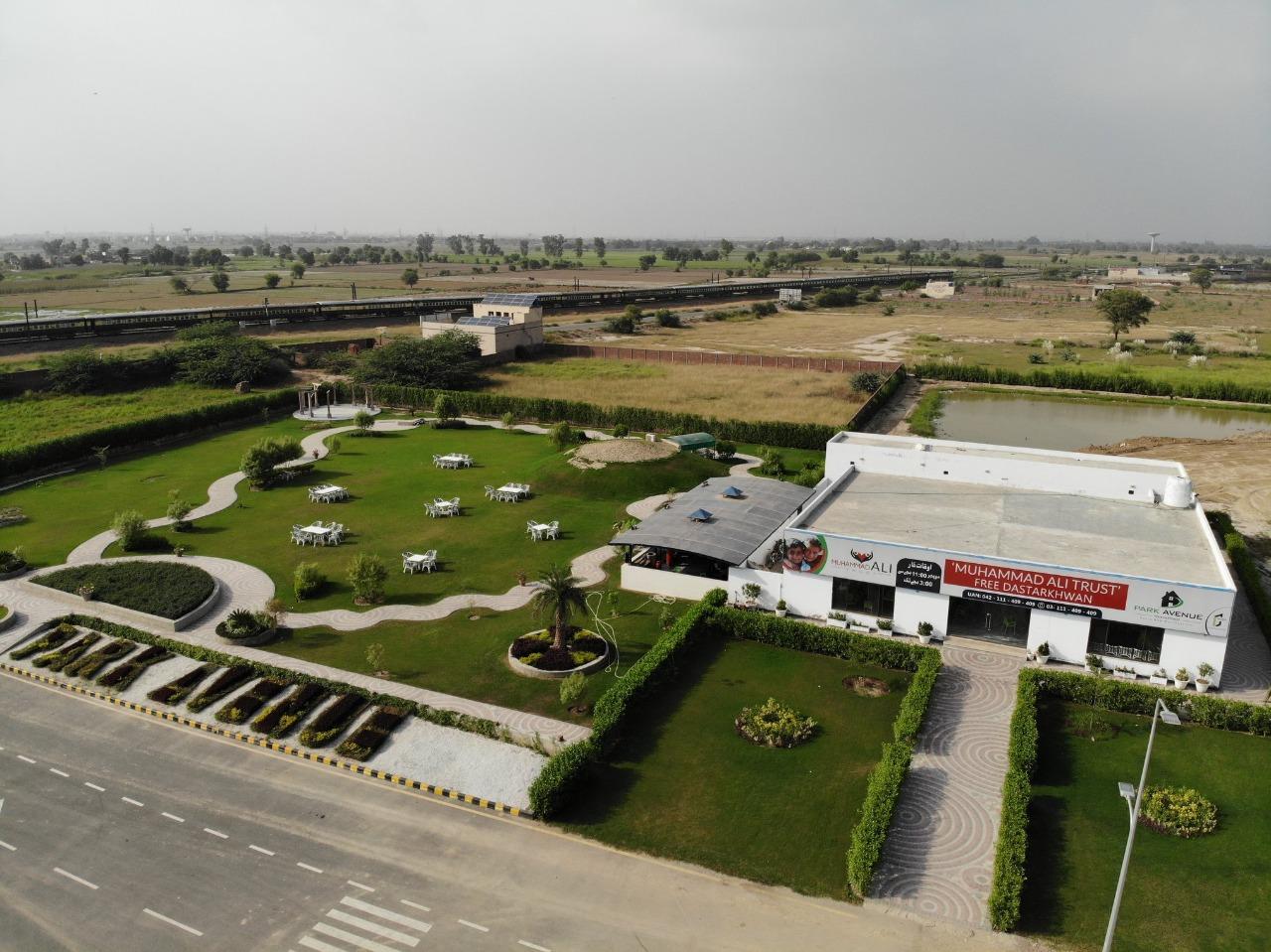 Park Avenue Lahore City Of Gardens Property Buy Rent