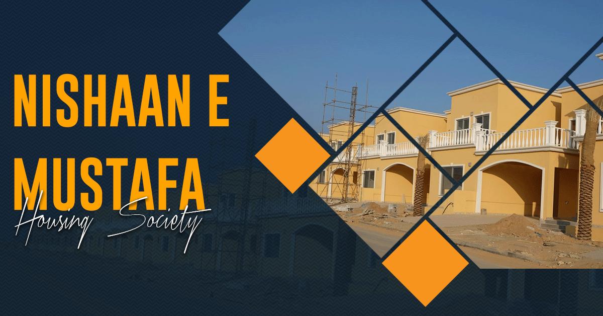 Nishaan e Mustafa Housing society
