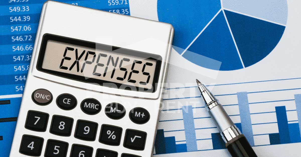 Expenses on 3 Marla House