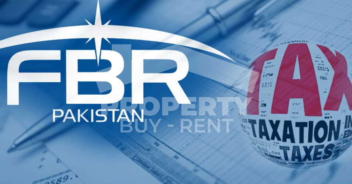 Tax on 3 marla property