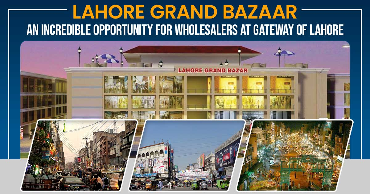 Lahore-Grand-Bazaar