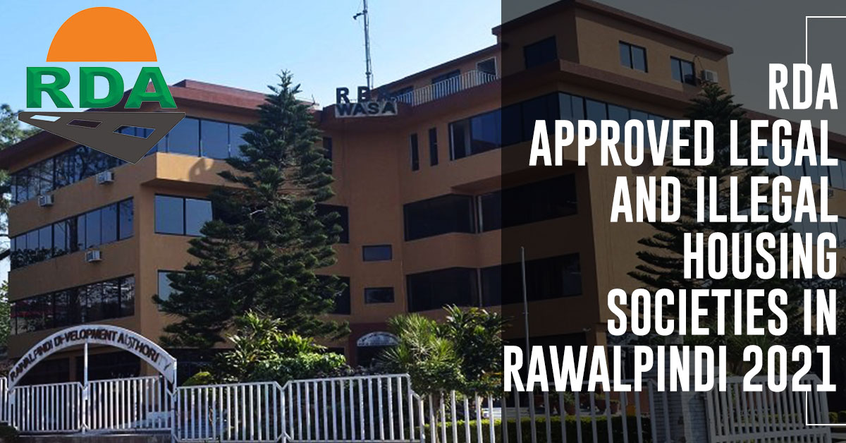 RDA-Approved-Legal-and-Illegal-Housing-Societies-in-Rawalpindi-2021
