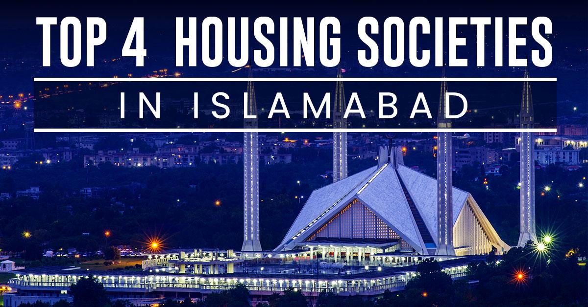 Top-4-Luxurious-Housing-Societies-in-Islamabad