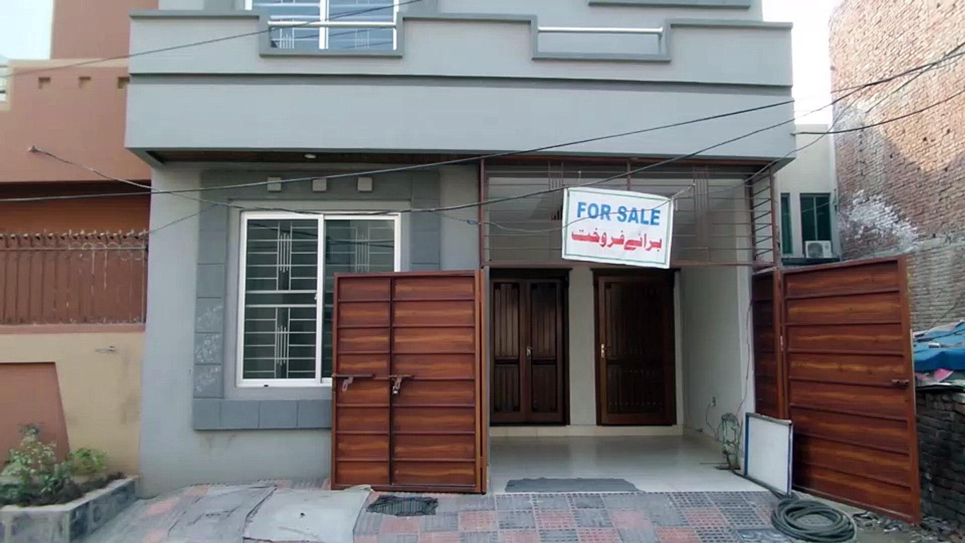 Brand New 3 Marla Houses